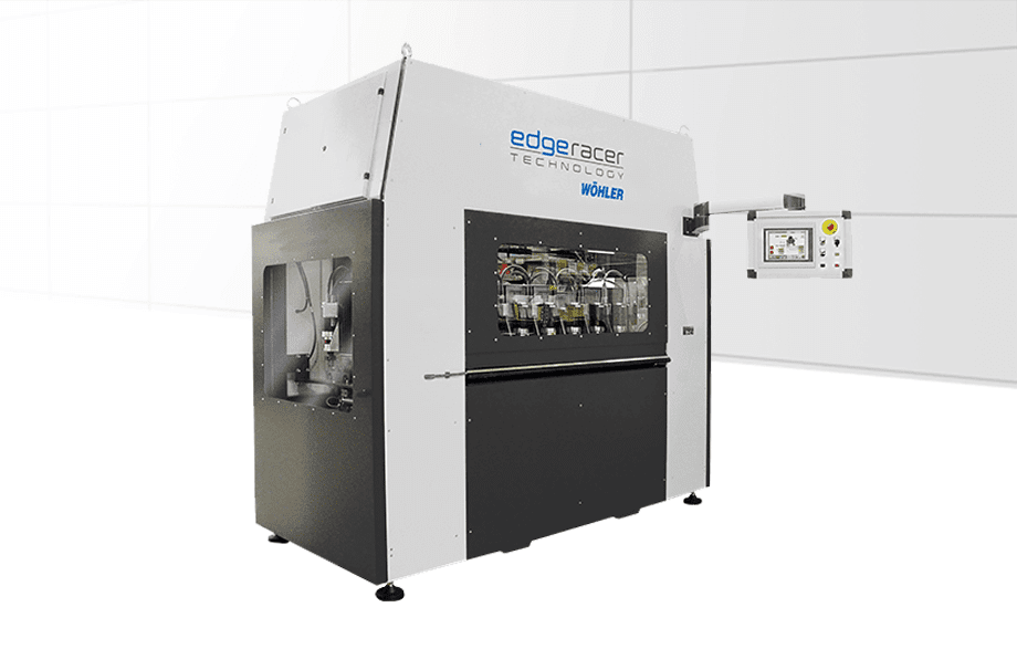 EdgeRacer® E-series - single-sided deburring machines